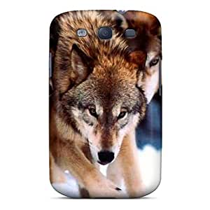 Premium Protection Alpha Case Cover For Galaxy S3- Retail Packaging