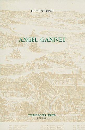 Angel Ganivet (Monografías A) (Monografías A)