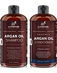 Art Naturals® Organic Moroccan Argan Oil Shampoo and...