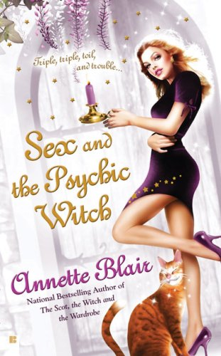 Psychic Witch Triplet Trilogy Book