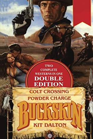 book cover of Colt Crossing / Powder Charge