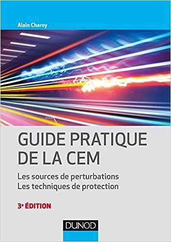 couverture du livre Guide pratique de la CEM