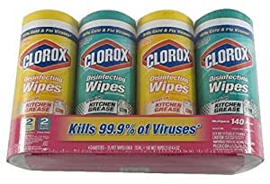 clorox disinfecting disposable cleaning wipes multipack 2 citrus blend canisters. Black Bedroom Furniture Sets. Home Design Ideas
