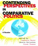 img - for Contending Perspectives In Comparative Politics: A Reader book / textbook / text book