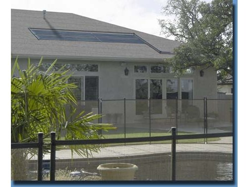 Economy Pool Heating Solar Panels 2-2×20 LiquidHeat Solar Blanket