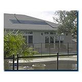 2-2'X20' Sungrabber Solar Pool Heater with Roof/Rack Mounting Kit-Diverter kit