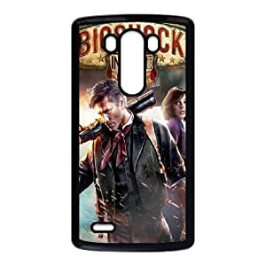 BioShock For LG G3 Case Cell phone Case Dsfl Plastic Durable Cover