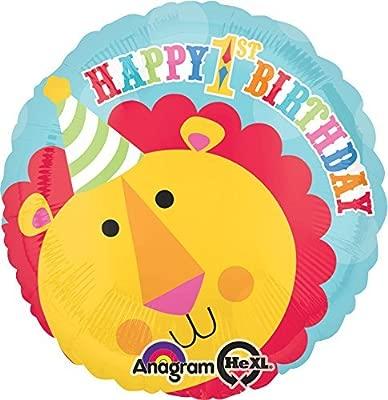 2 x Amscan - Fisher Price Circo cumpleaños León estándar ...