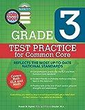 Barron's Core Focus: Grade 3 Test Practice for