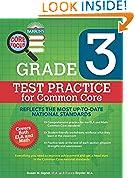 #3: Barron's Core Focus: Grade 3 Test Practice for Common Core