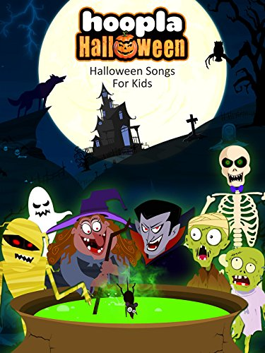 Hoopla Halloween- Halloween Songs For Kids -