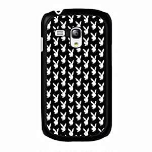 Classic Playboy Logo Style Protective Phone Case Cover for Samsung Galaxy S3Mini