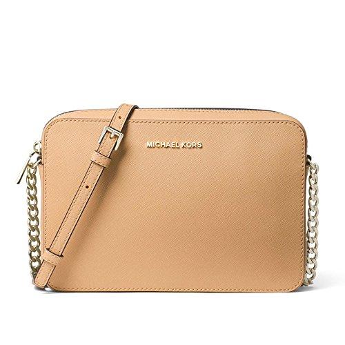 Michael Kors Beige Handbag - 4