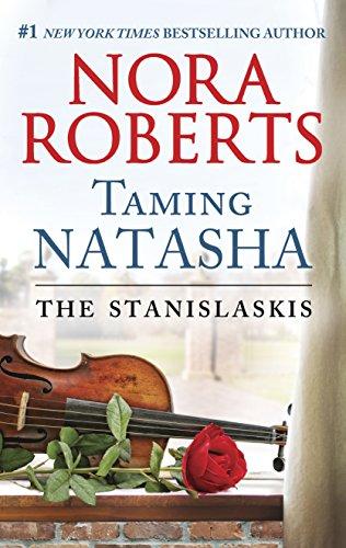 Taming Natasha (Stanislaskis Book 1) by [Roberts, Nora]