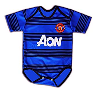 Amazon.com: Manchester United Away Baby Suit 0-9 months
