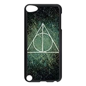 Generic Harry Potter Hard Plastic Snap-On Custom Covers for IPod Touch 5th