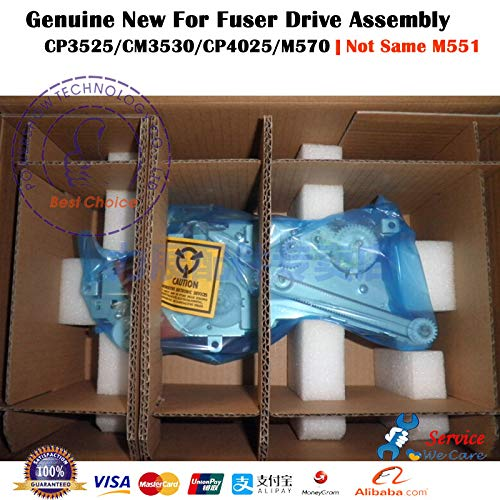 Printer Parts Solve 59.F0 Original New for HP3525 CP3525 HP CM3530 M570 M575 HP3530 HP570 Fuser Assembly Drive Assembly RM1-4974-000 RM1-4974