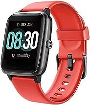UMIDIGI Smart Watch Uwatch3 Fitness Tracker, Smart Watch for Android Phones, Activity Tracker Smartwatch for W