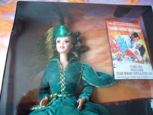 Hollywood Legends Collection Barbie Doll Scarlett O