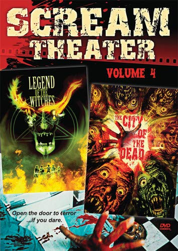 Scream Theater Double Feature Vol 4: City of the Dead & Legend of the Witches]()