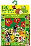 Ma boite à gommettes: Les petites bêtes du jardin - De 3 à 5 ans