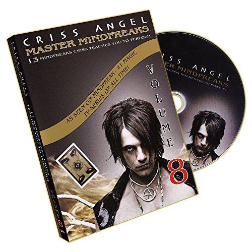 MMS Mindfreaks Vol. 8 by Criss Angel DVD