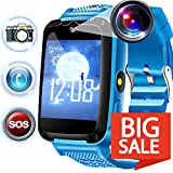 Kids Phone Smart Watch, Calling Smartwatch with SOS for 3-14 Yr Boys Girls, Touch Screen Camera...