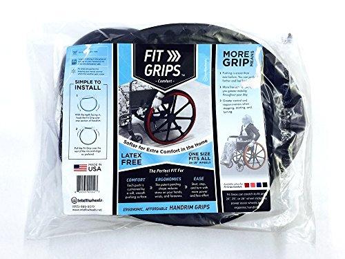 Fit Grips - COMFORT (Jet Black)