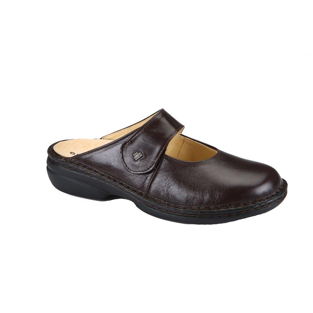 Finn Comfort Stanford Womens Loafers & Slip-Ons, Kaffee Senegal, Size - 41 by Finn Comfort (Image #1)