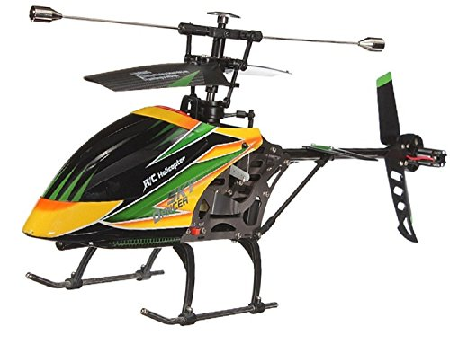 NiGHT LiONS TECH WL Large V912 4CH Single Blade Remote Control RC Helicopter With Gyro RTF For Outdo - http://coolthings.us