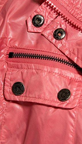Kaporal - Chaqueta - para mujer rosa XS: Amazon.es: Ropa y ...