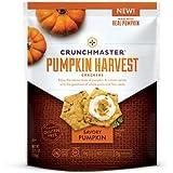 Crunchmaster Pumpkin Harvest Crackers Gluten Free Limited Edition, Single Bag