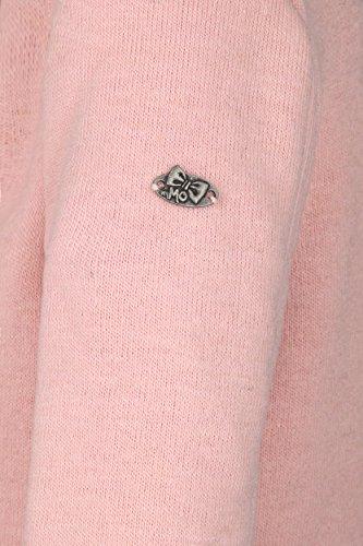 myMO - Abrigo 23934923 - Mujer Rosa