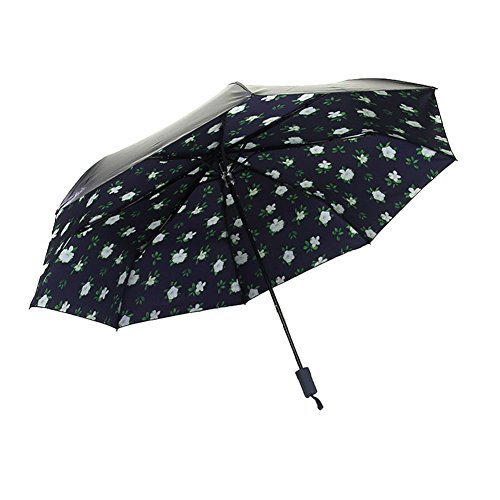 cute-white-blooming-flower-print-uv-protective-umbrella-upf-40-sun-folding-umbrella