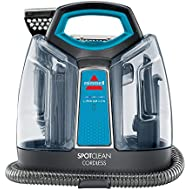 Best Bissell SpotClean Cordless Portable Cleaner