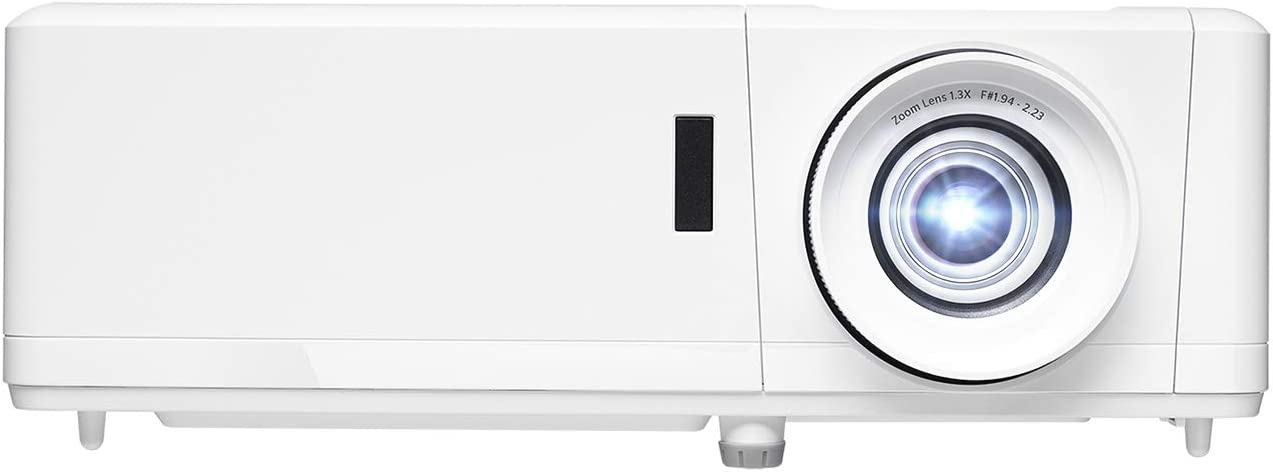 Optoma ZH403 1080p Professional Laser Projector | DuraCore Laser Light Source Up To 30,000 Hours | Crestron Compatible | 4K HDR Input | High Bright 4000 lumens | 2 Year Warranty,White