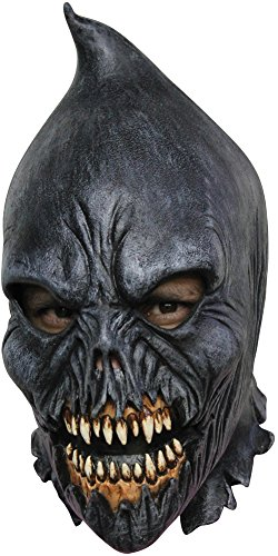 Executioner Adult Latex Mask Halloween Costume - Most