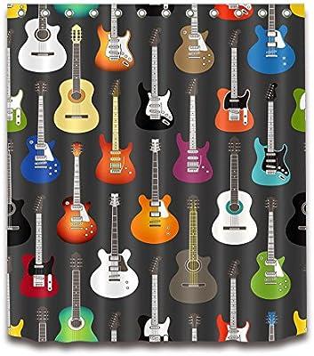 LB Instrumentos Musicales, Guitarra decoración doméstica de la ...