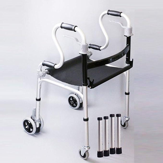 Amazon.com: XIHAA - Caminero para ancianos, altura ajustable ...