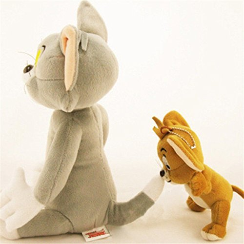 azum cat amp mouse cartoon soft toy tom and jerry plush doll