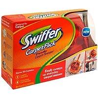 Swiffer Carpet Flick Carpet Sweeper Starter Kit , 1 kit
