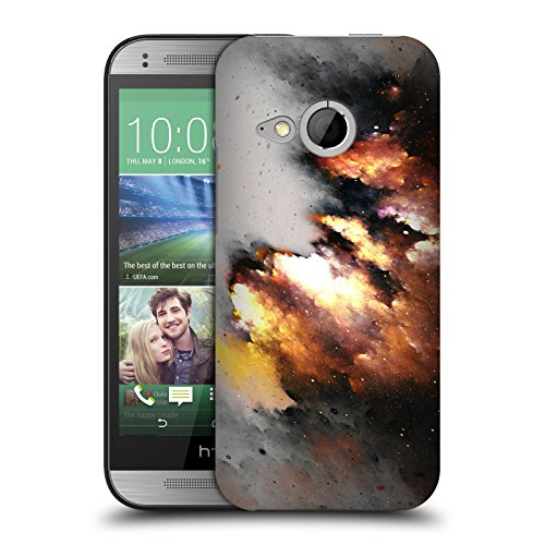Official Andi GreyScale Nimbus 10 Clouds 2 Hard Back Case for HTC (Nm10 Mini)