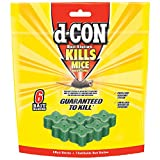 D-Con Corner Fit Mouse Poison Bait Station