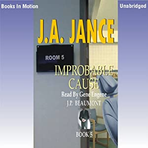 Improbable Cause Audiobook