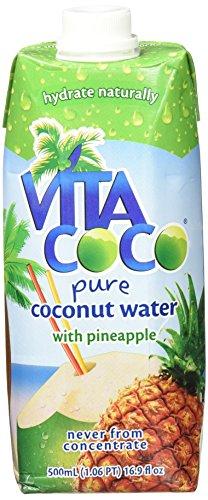 Vita Coco Coconut Water Pineapple product image