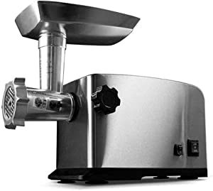 XXDTG Electric Meat Grinder,Mincer Sausage Stuffer Stainless Steel Multi-Function,Home Use