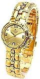 Oskar Emil Casablanca 304L Womens 23ct Gold Plated Watch RRP $290