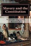 img - for Slavery and the Constitution book / textbook / text book