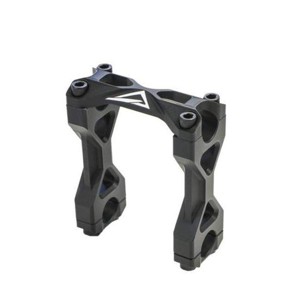 6in. Skinz Protective Gear CRB6-BK ChromAlloy Riser Block