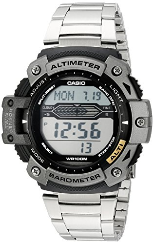 Casio SGW300HD 1AVCF Multi Function Digital Stainless